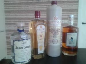 whisky en gin